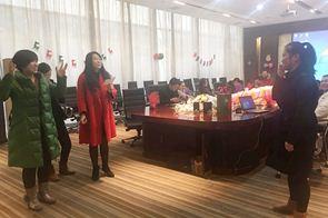 铁岭东北城员工圣诞节活动